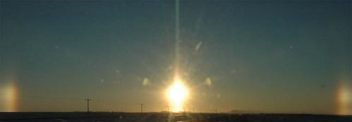 Cold sunrise by Danno