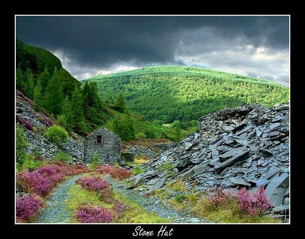 Stone Hut by Kris_Dutson