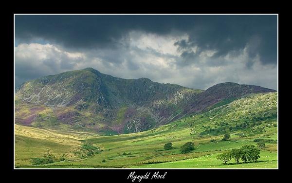 Mynydd Moel by Kris_Dutson