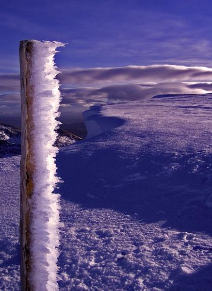 \'Frosty man\' by goatster