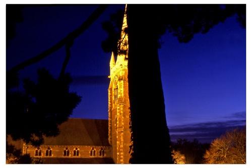 Evening,St Annes Church by victorburnside