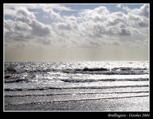 Silver sea by vejins