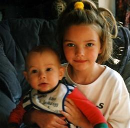 pat and sis