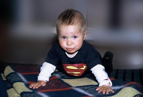 David-Superman by GregorP