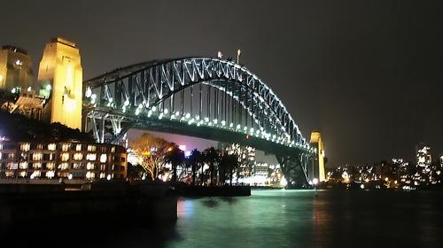 Sydney Harbour Bridge by AntonR