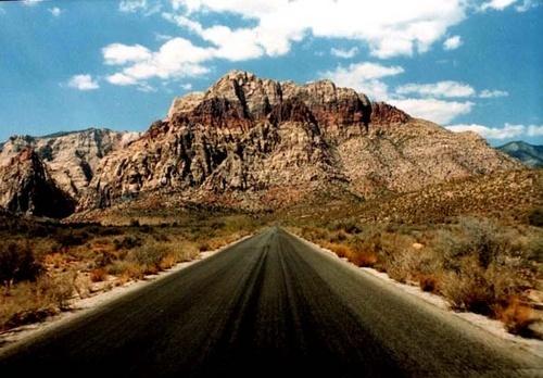 Nevada Desert by the_lane