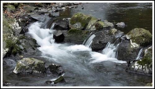 flowing Water by robert5