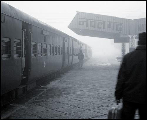 Overnight Train by michellec