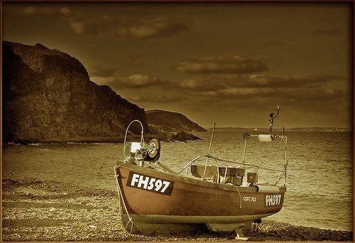 Cornish Evening by cconstab