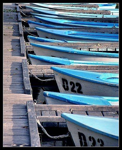 Boats by kjs