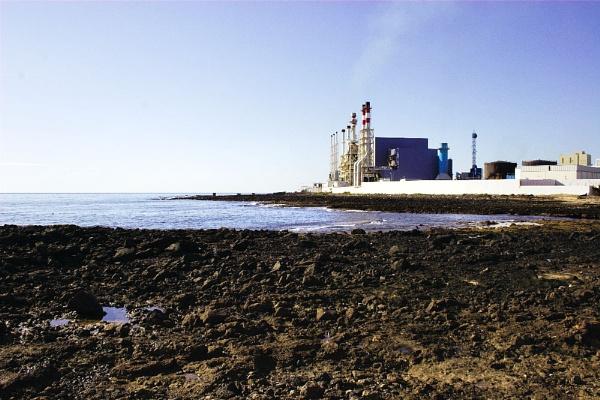 Desalination Plant by elaine max