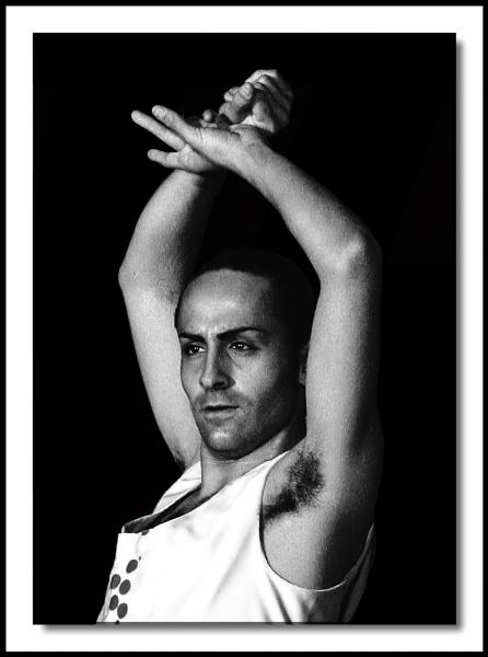 Flamenco Man by elaine max