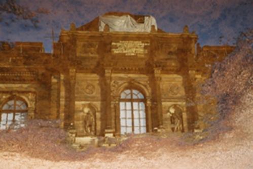 Sand Castle by kombizz