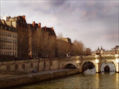 Paris - The Left Bank by abraxas