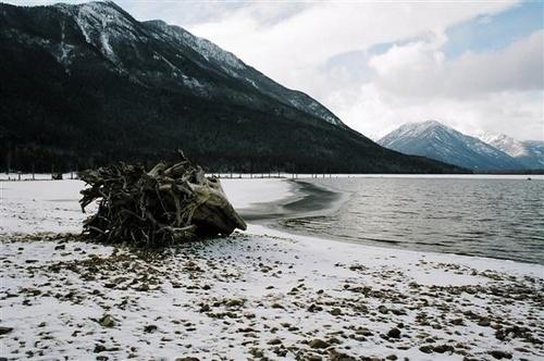 St mary\'s lake by taso