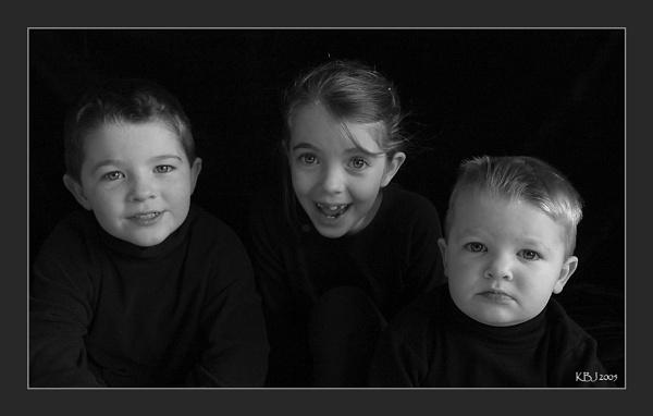3 Amigos by kjenn