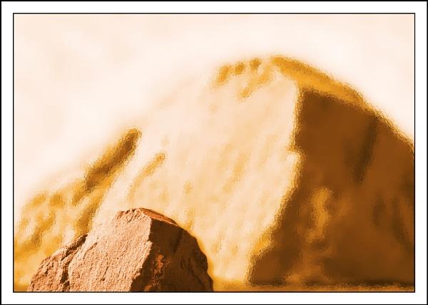 Rocks by elaine max