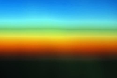 blue horizon by amber
