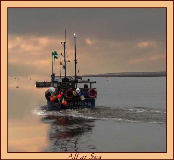 All at Sea by Jimbob