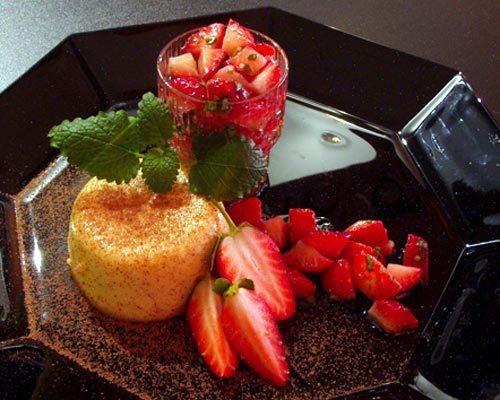 Valentines dessert by denka