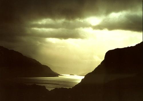 Loch Maree by FRANKM