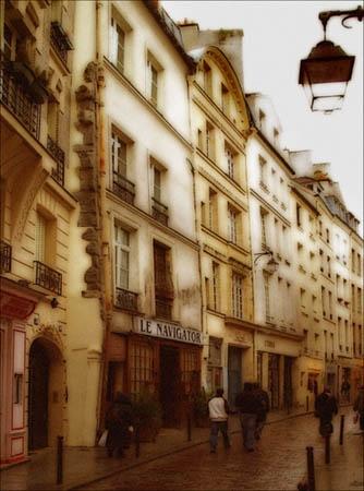Paris - The Latin Quarter by abraxas