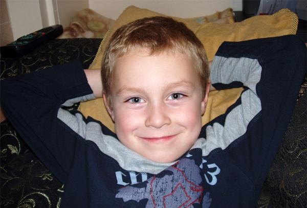 My Son(6) by mttmwilson