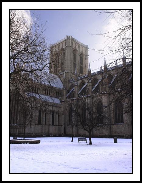 York Minster by eskimo