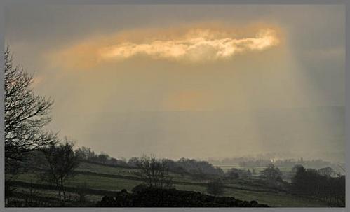 Derbyshire Glow by tonyvizard