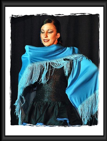 Flamenco Woman by elaine max