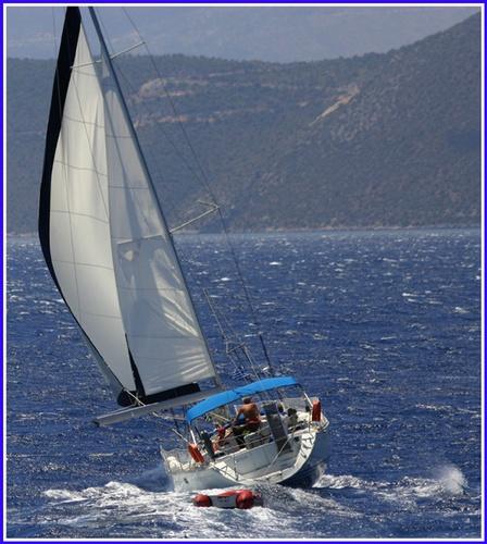 Sailing away.....(2) by lloydy
