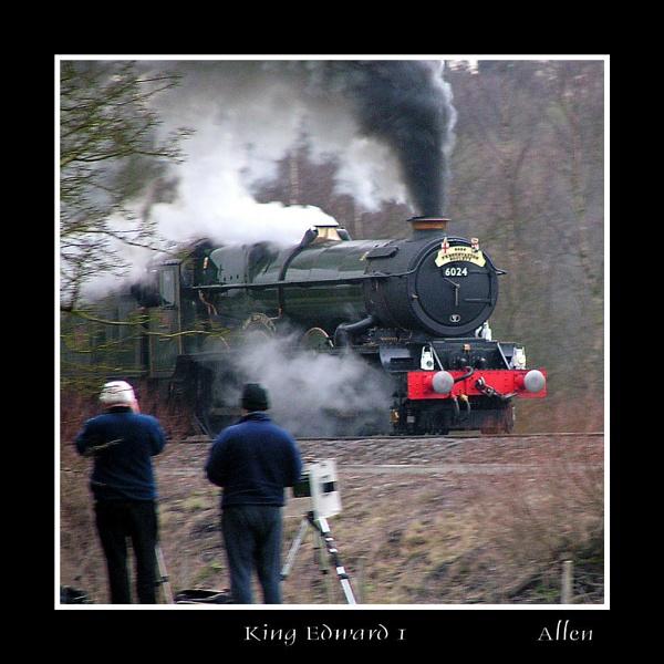King Edward 1 by allencook