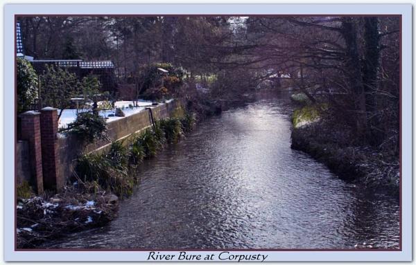 River Bure by Jimbob