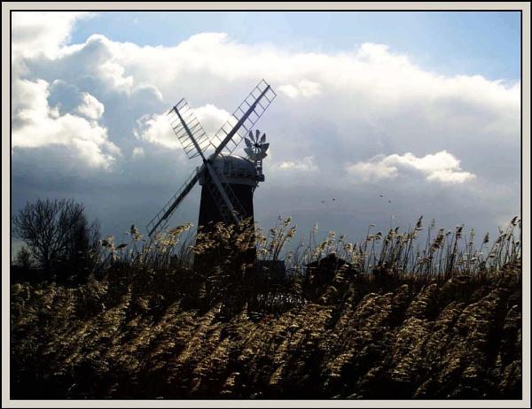 Horsey Mill by Jimbob