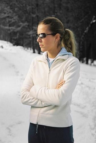 Winter portrait... by GregorP