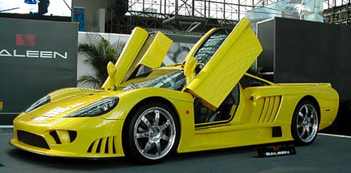 Saleen S7 by TyChee