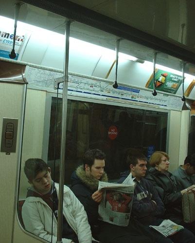 Underground by kombizz