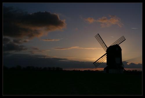 Pitstone Windmill (3/3) by AntonR