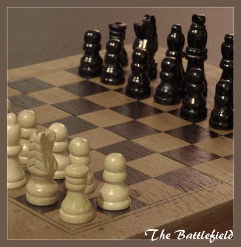 The Battlefield by denka