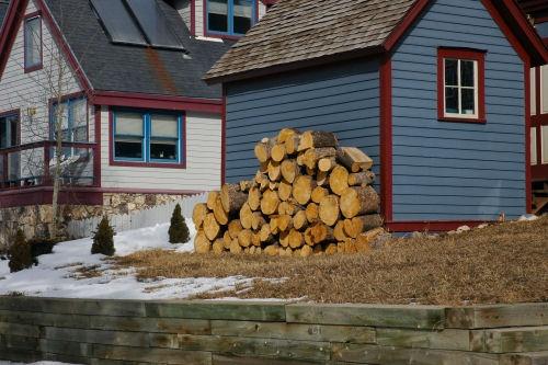 Chopped Wood by owaint