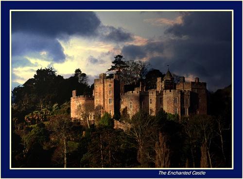 Enchanted Castle by chrissycj