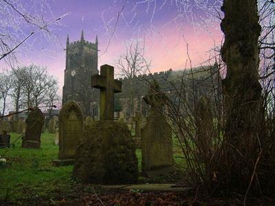 Churchyard by ian_w