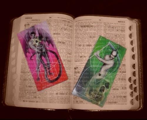 Bible Code by BloodAppleKiss
