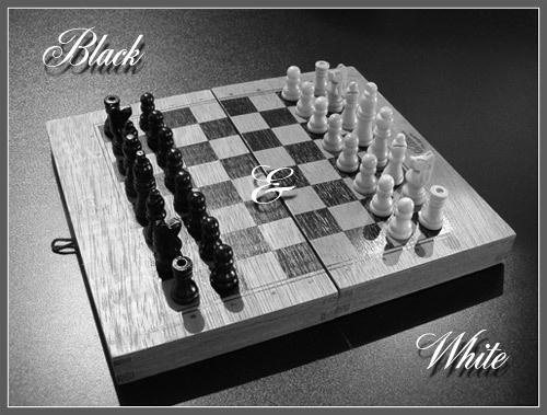 Black & White II by denka