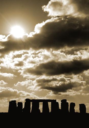 Stonehenge by 220turbo