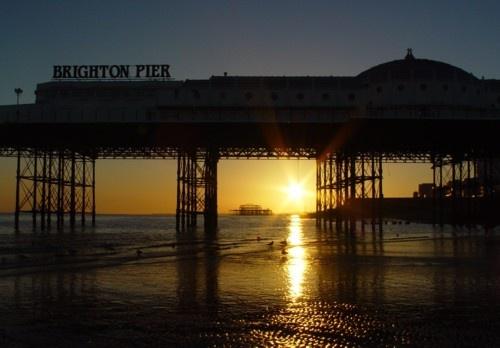 Brighton Pier by annadave