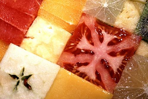 Square Fruit by inbibr