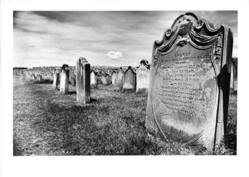 Whitby Gravestones by jimthistle73