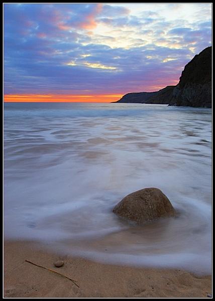 Caswell Twilight. by AdrianTurner