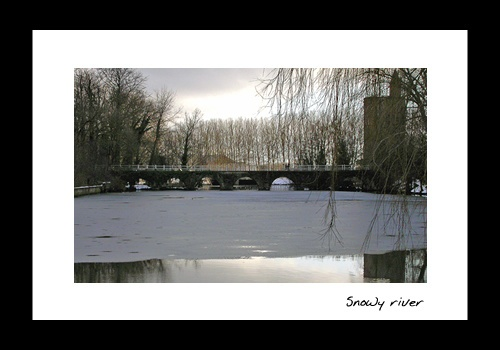 snowy river by adamd